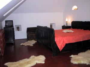 Pensiunea Casa Legenda Sighisoara - Camera de zestre