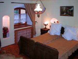 Pensiunea Casa Legenda Sighisoara - Camera veche