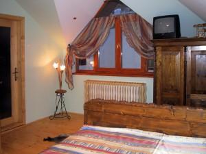 Pensiunea Casa Legenda Sighisoara - Camera verde